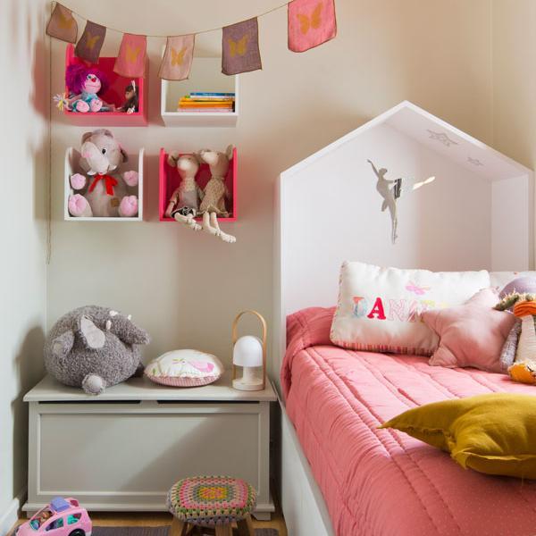 Claves para decorar la habitaci n infantil combinando - Diseno habitacion infantil ...