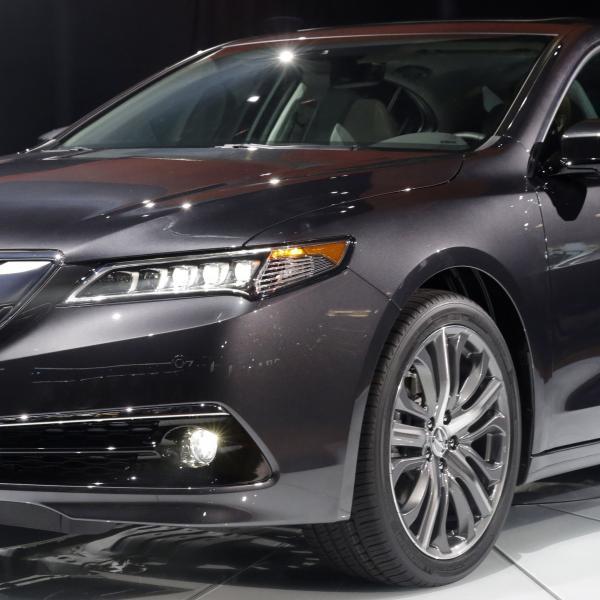 Honda Propone La Nueva Versión Del Acura TLX Como Una
