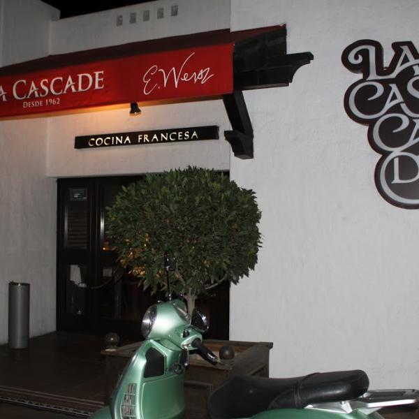 La cascade un restaurante que resalta el sabor casero for Diseno de cocina francesa
