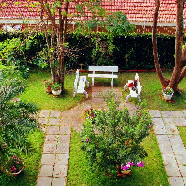 Dise os atractivos para jardines peque os lifestyle de for Accesorios para jardines pequenos