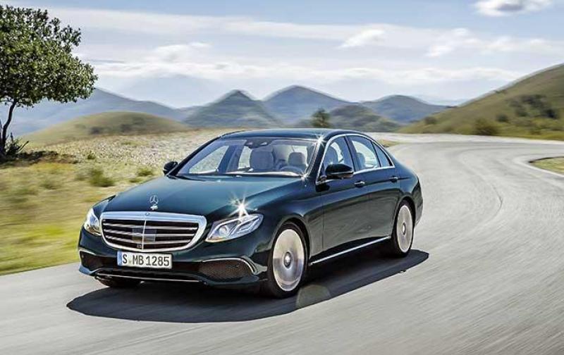 Mercedes benz clase e lo tiene todo para ser perfecto for 2017 mercedes benz e class body styles