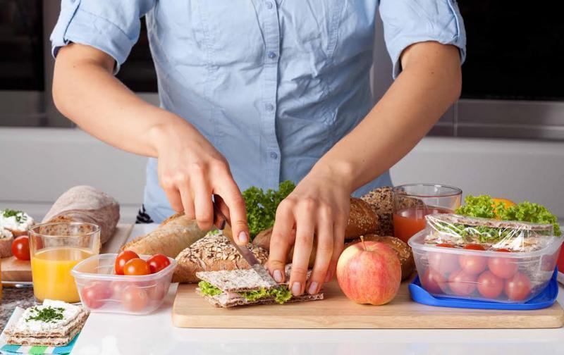 Comemos fuera consejos para llevar la comida al trabajo - Menus para llevar al trabajo ...