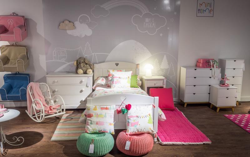 Habitaciones infantiles con decoración mini para grandes aventuras ...