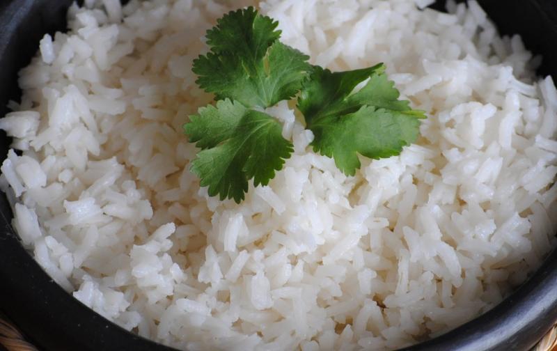 La exitosa y nada de dif cil receta para preparar arroz for Cambios quimicos en la cocina