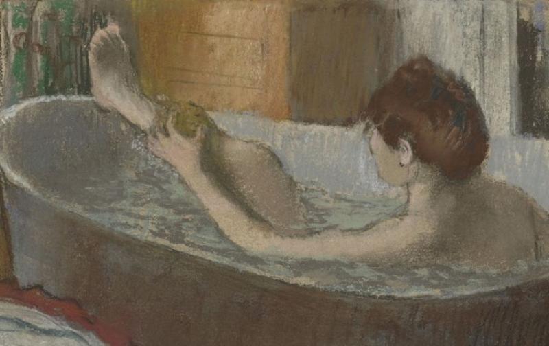 Exposición sobre el cuarto de baño en París: los secretos de ese ...