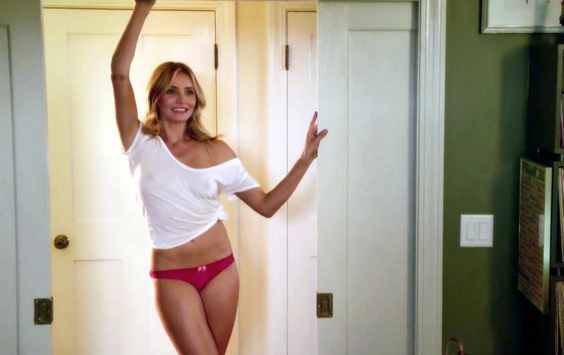 El Coqueto Desnudo De Cameron Díaz A Los 41 Años Lifestyle De