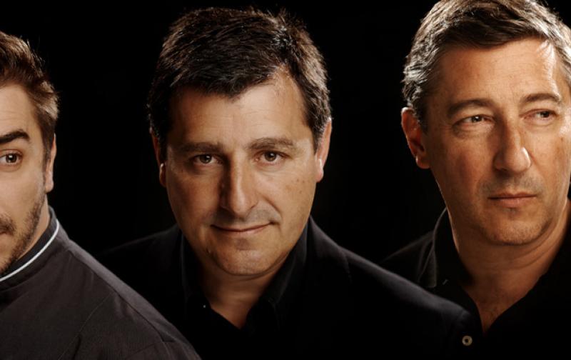 Los hermanos roca reinterpretan el pisco el suspiro y el for Hermanos roca biografia