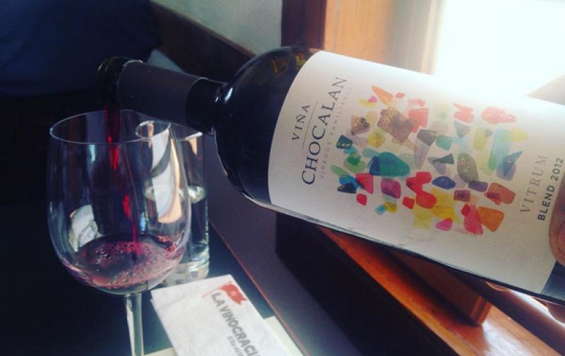 Las seis nuevas propuestas de la viña chilena Chocalán  7d5b6875991