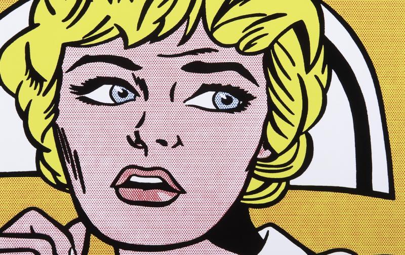 Esperan superar los us 100 millones en subasta del cuadro - Roy lichtenstein cuadros ...
