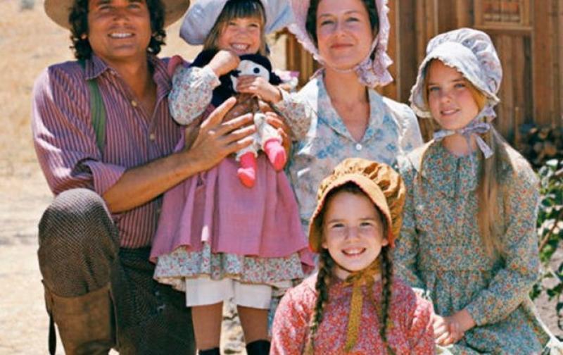 Protagonistas de serie la peque a casa en la pradera - Laura ingalls la casa de la pradera ...