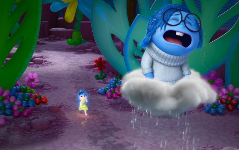 Científicos Explican El Papel De La Tristeza En La Película