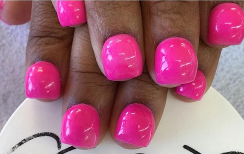 Estas uñas son la nueva tendencia que está haciendo arder las redes ...