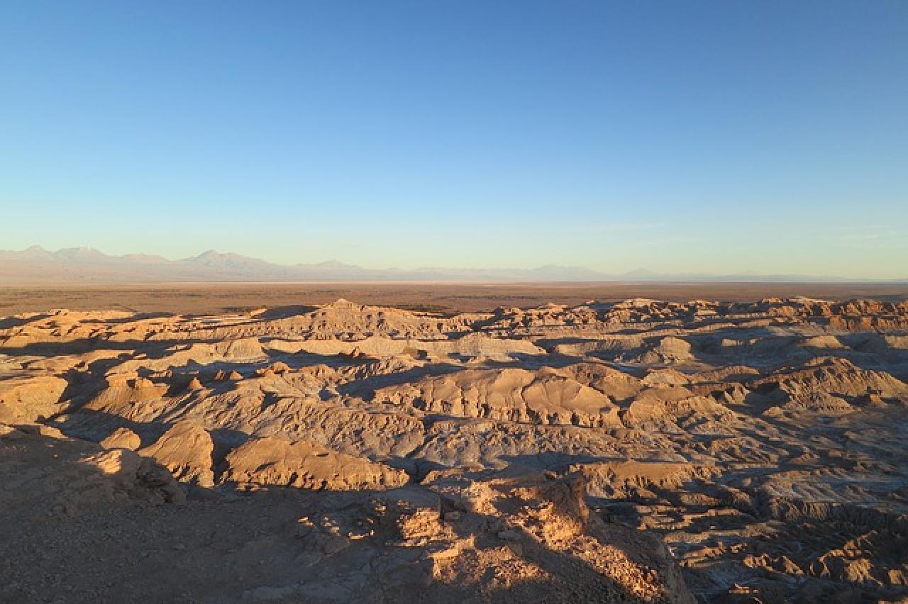 Resultado de imagen para valle de la luna argentina san juan