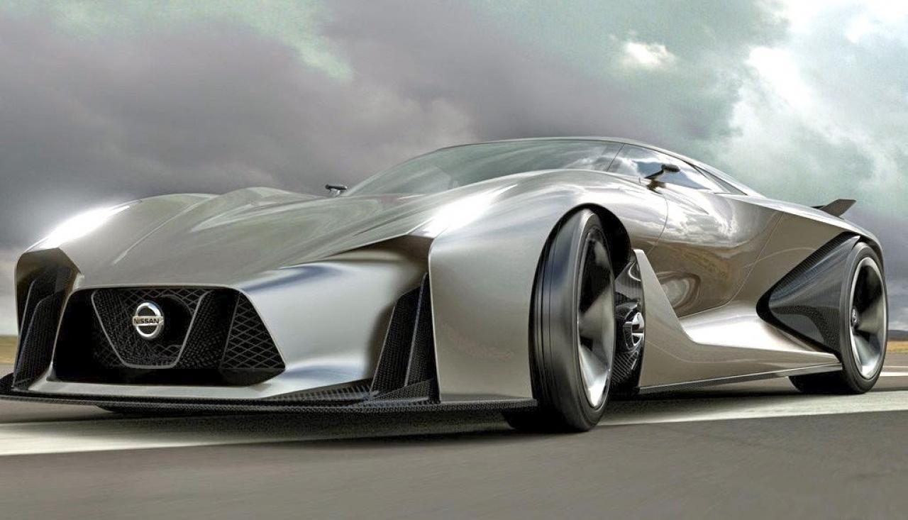 Modelo de auto Nissan pasa desde el mundo virtual al real ...