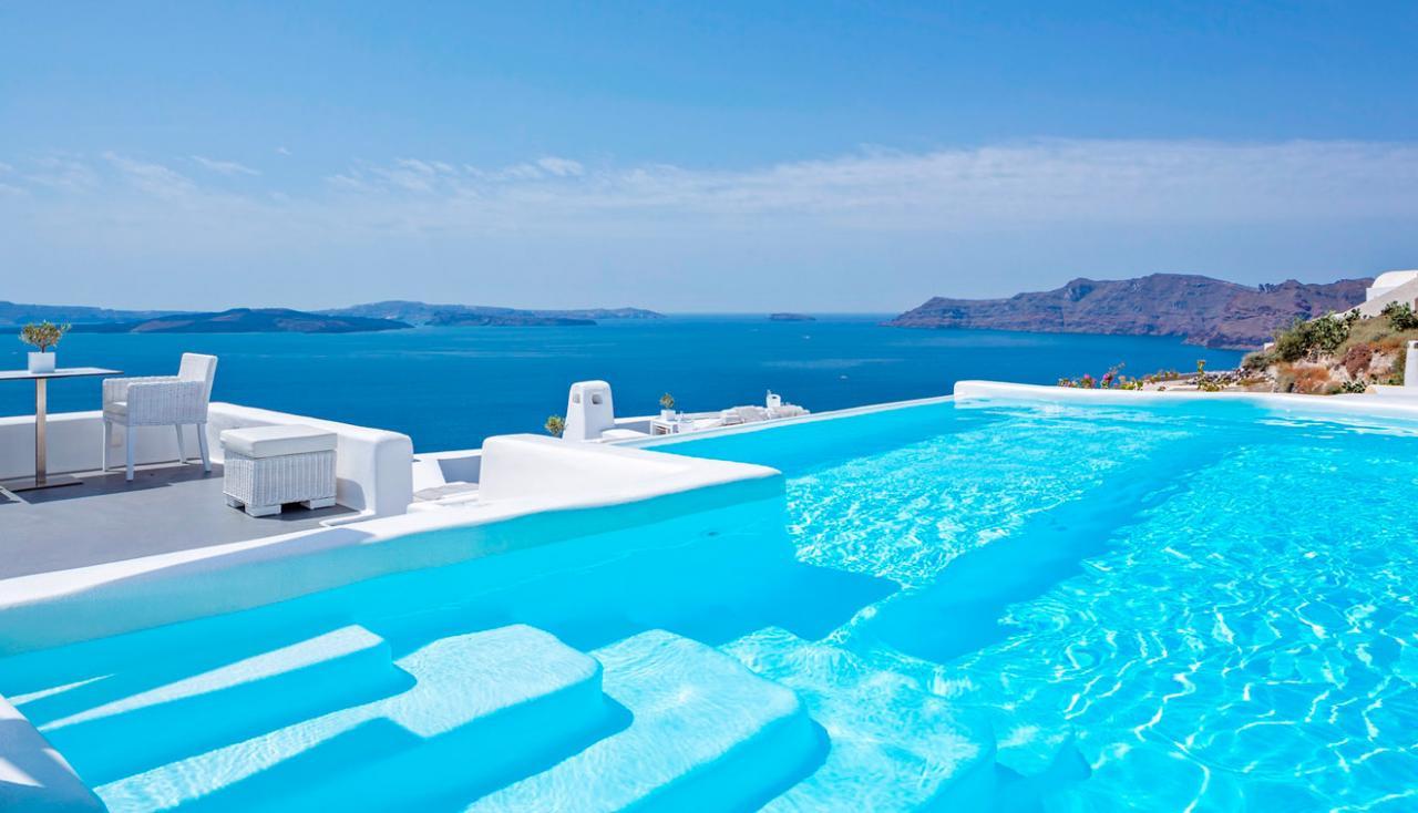 Diez lujosas piscinas de los hoteles m s caros del mundo lifestyle de am ricaeconom a artes - Hotel con piscina cagliari ...