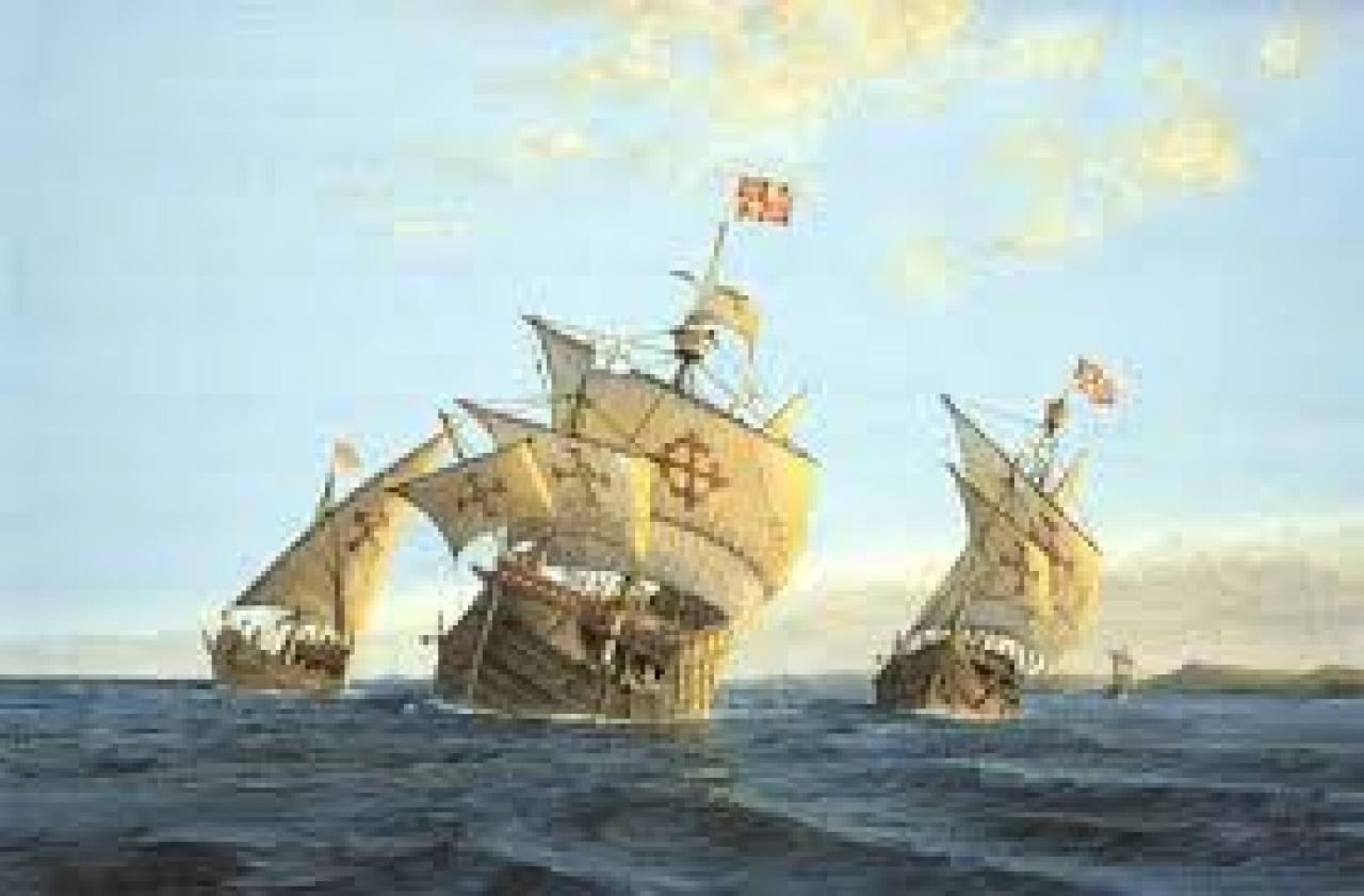 12 de octubre de 1492 el d a que cambia la historia del mundo lifestyle de am ricaeconom a - Todo sobre barcos ...