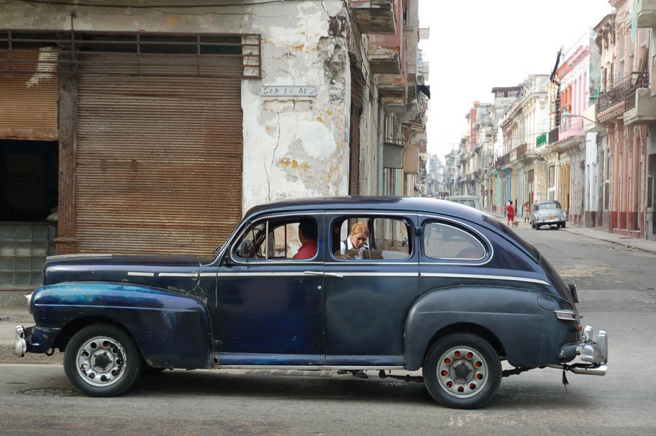 Cuba El Paraiso De Joyas Automovilisticas Antiguas Lifestyle De