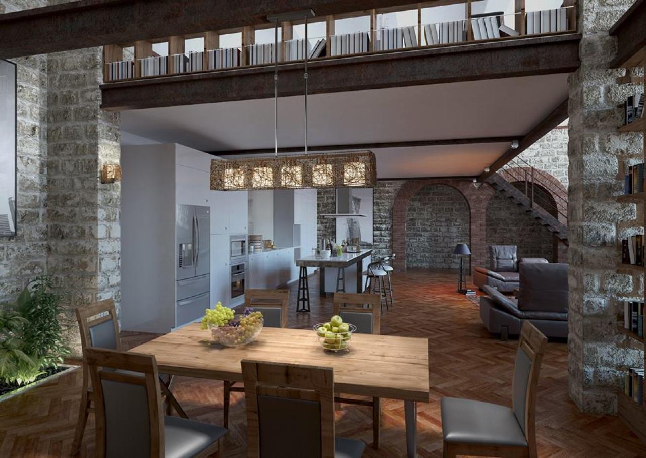 R stico belleza tradicional lifestyle de for Disenos de interiores rusticos