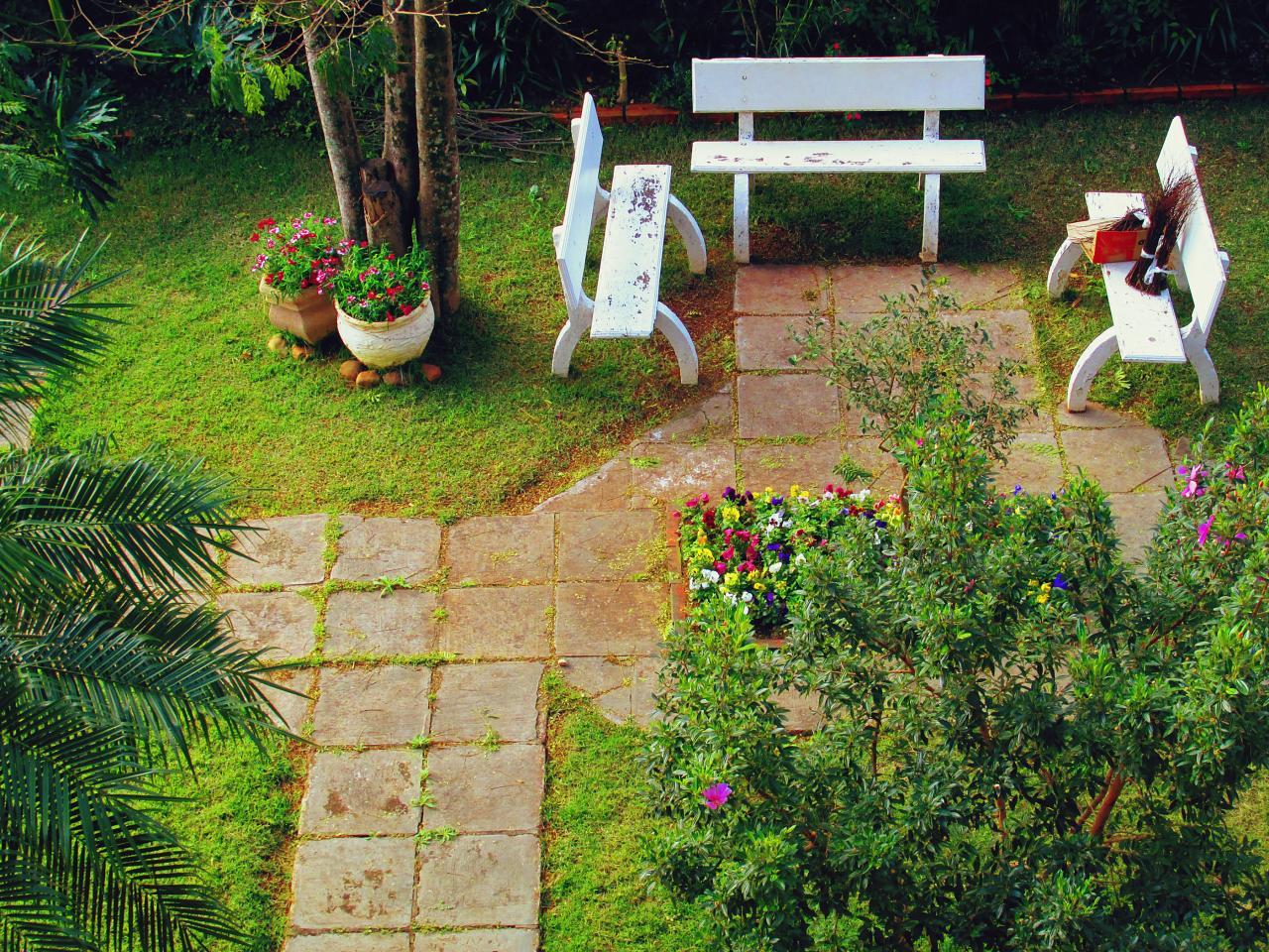 Dise os atractivos para jardines peque os lifestyle de - Arboles para jardines pequenos ...