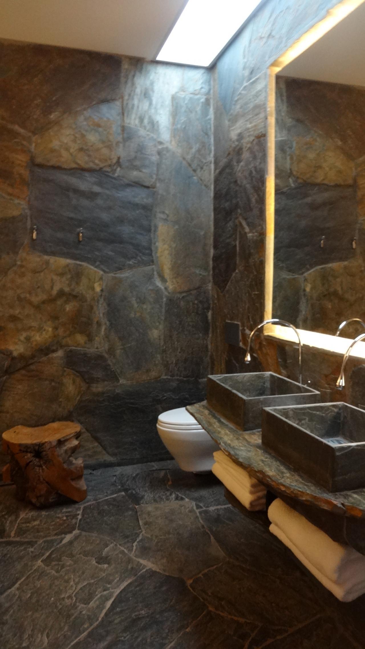 Ba os decorados con piedra laja cvillebgclub for Banos decorados con piedra