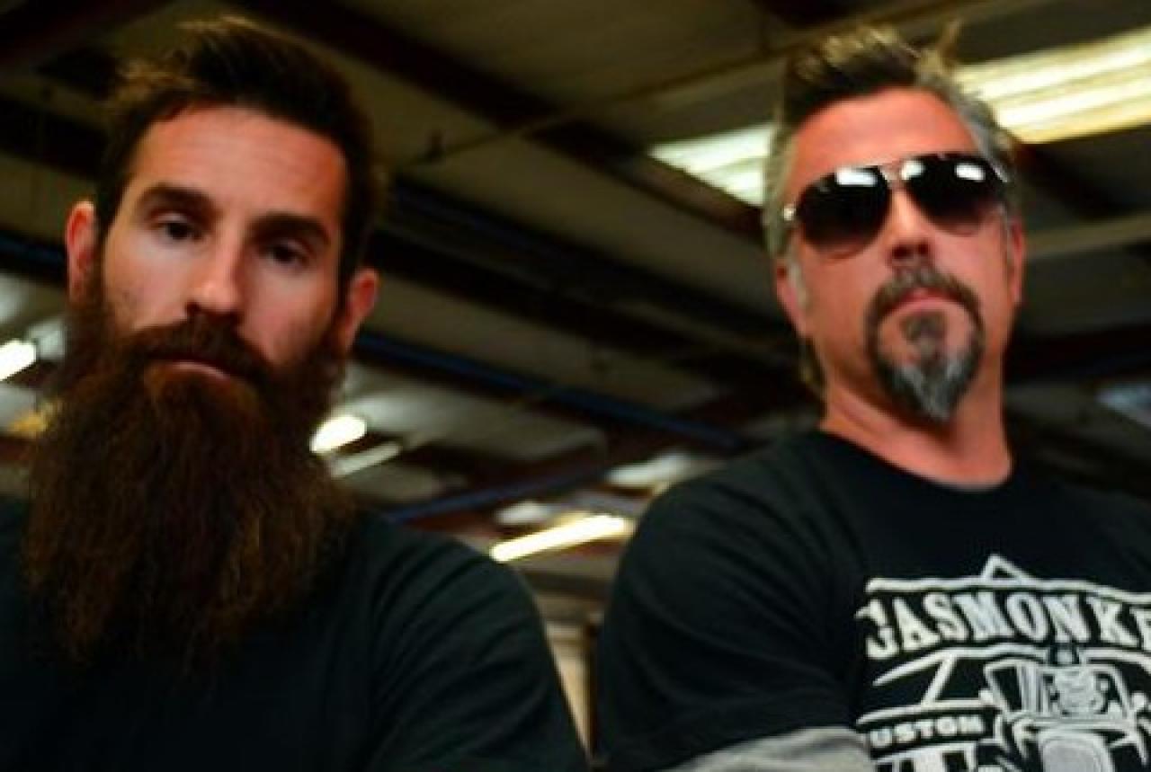 sangre sudor  cervezas destila el el duo mecanico en nueva temporada lifestyle de