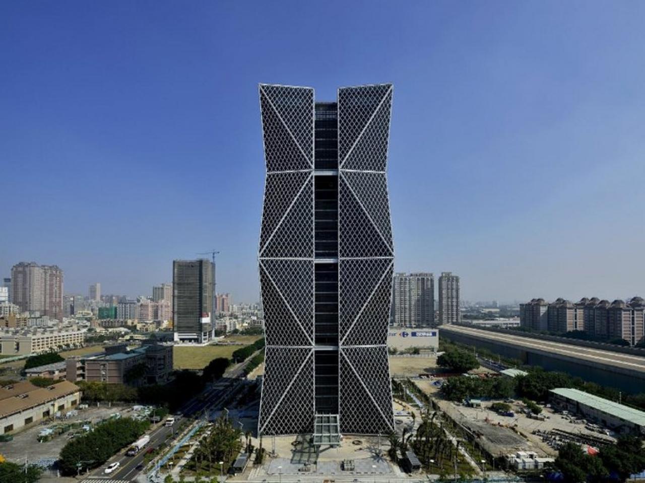Los 20 edificios m s originales del mundo lifestyle de for Oficinas ono barcelona
