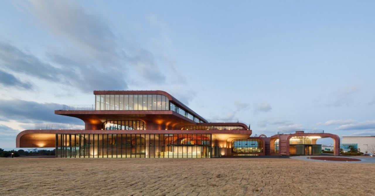 Los 20 edificios m s originales del mundo lifestyle de for Oficinas ono madrid