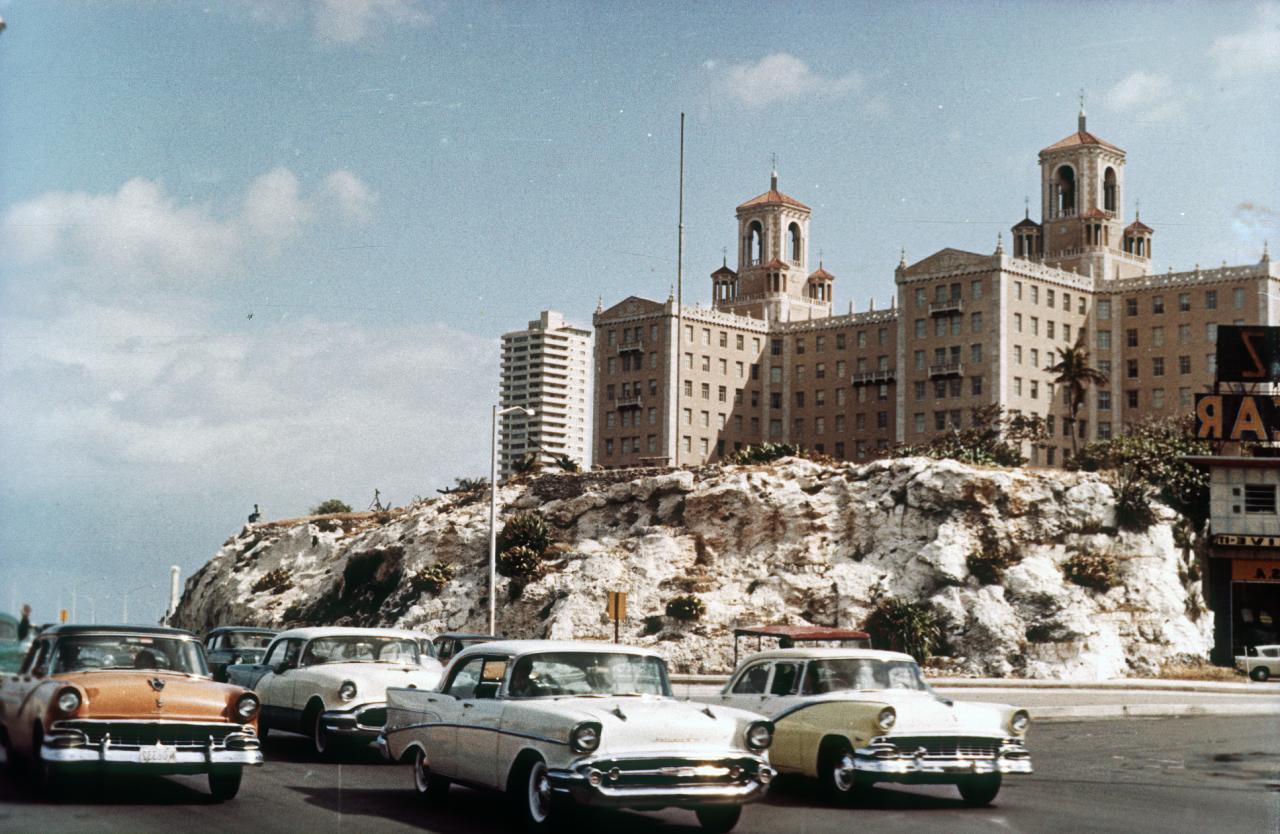 Hotel Nacional de Cuba cumple 85 años de turismo, historia ...