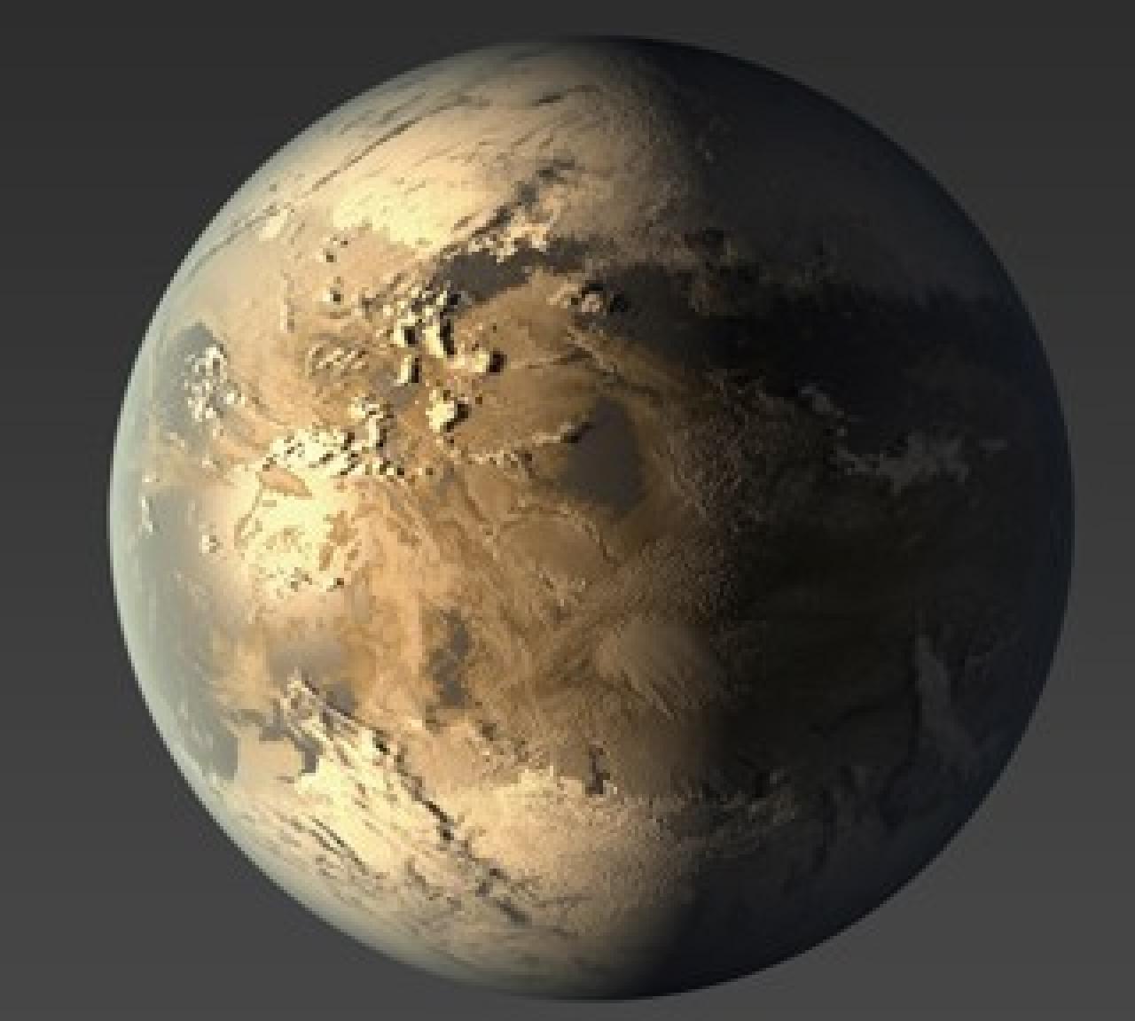 Kepler 62f Los cinco planetas a l...