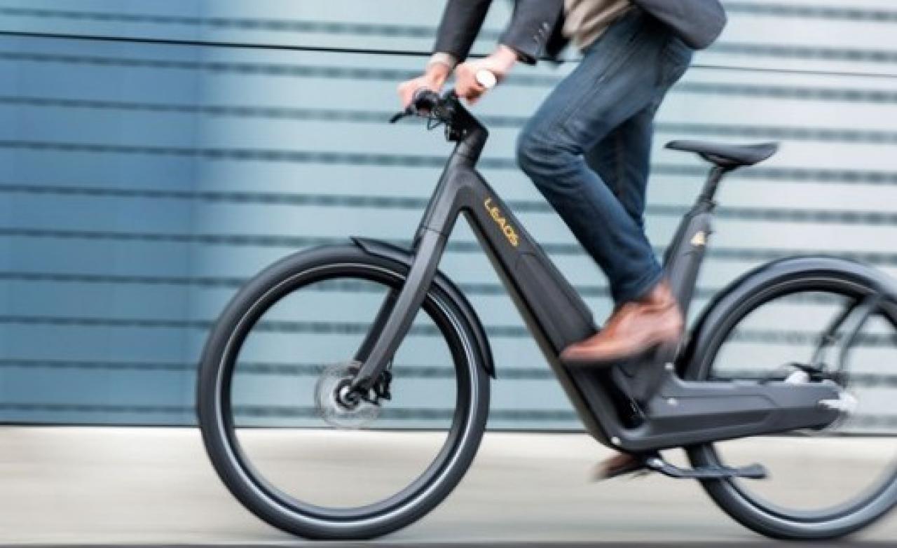 Leaos, una bicicleta a energía solar para gustos exigentes ...