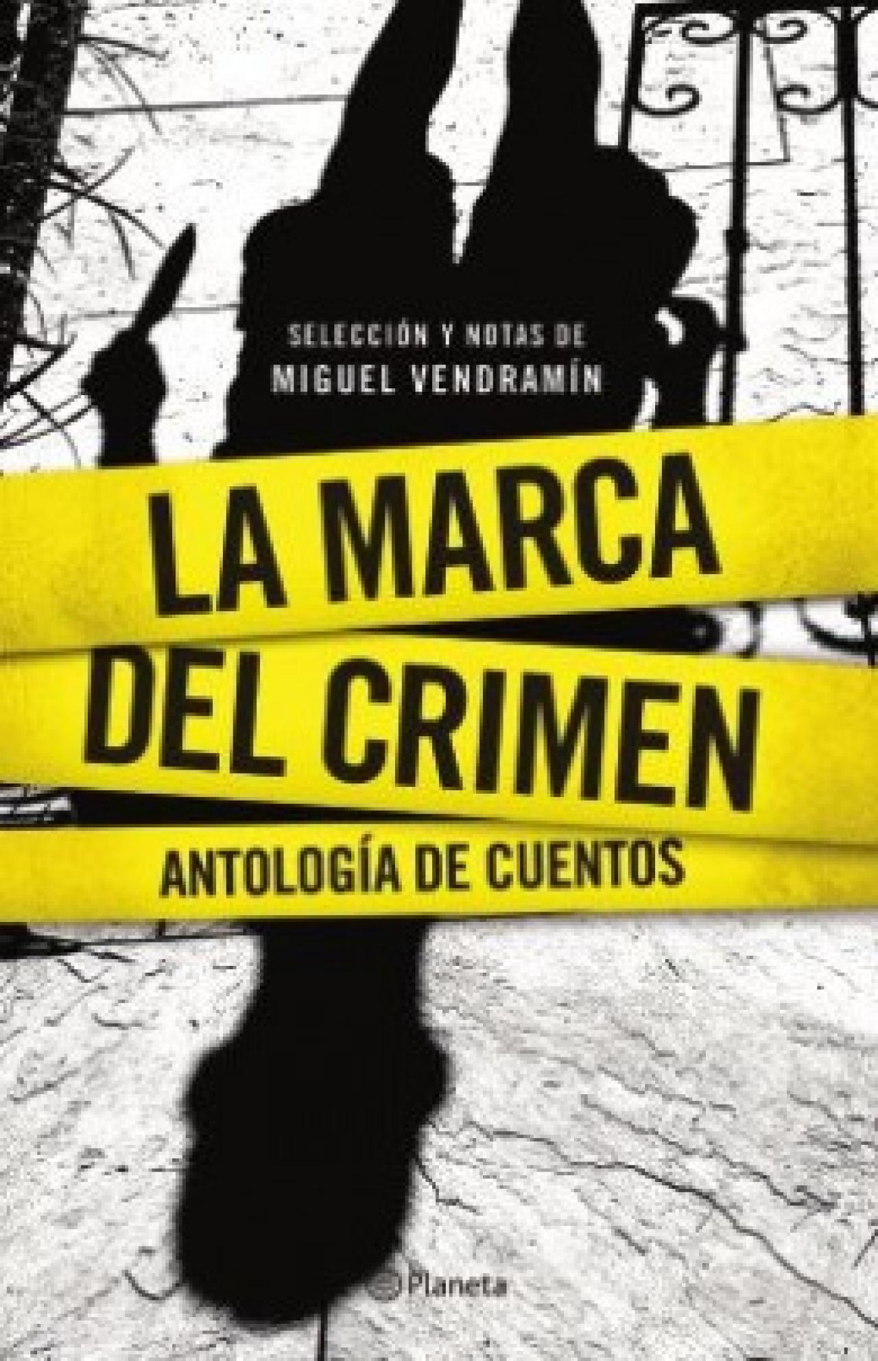 """""""La marca del crimen"""" una antología que reúne cuentos"""