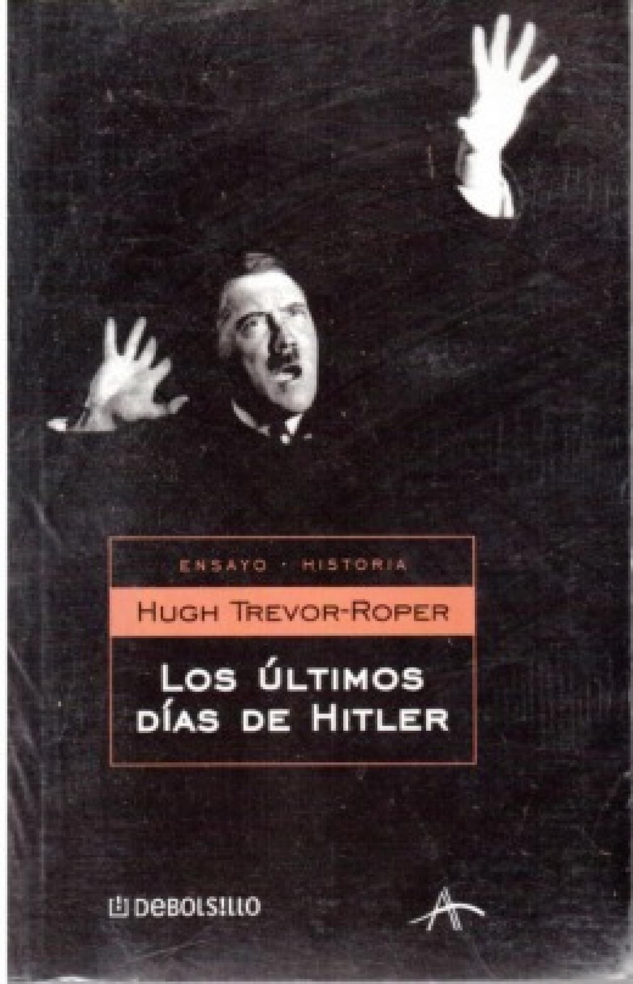 Resultado de imagen de el libro los ultimos dias de hitler