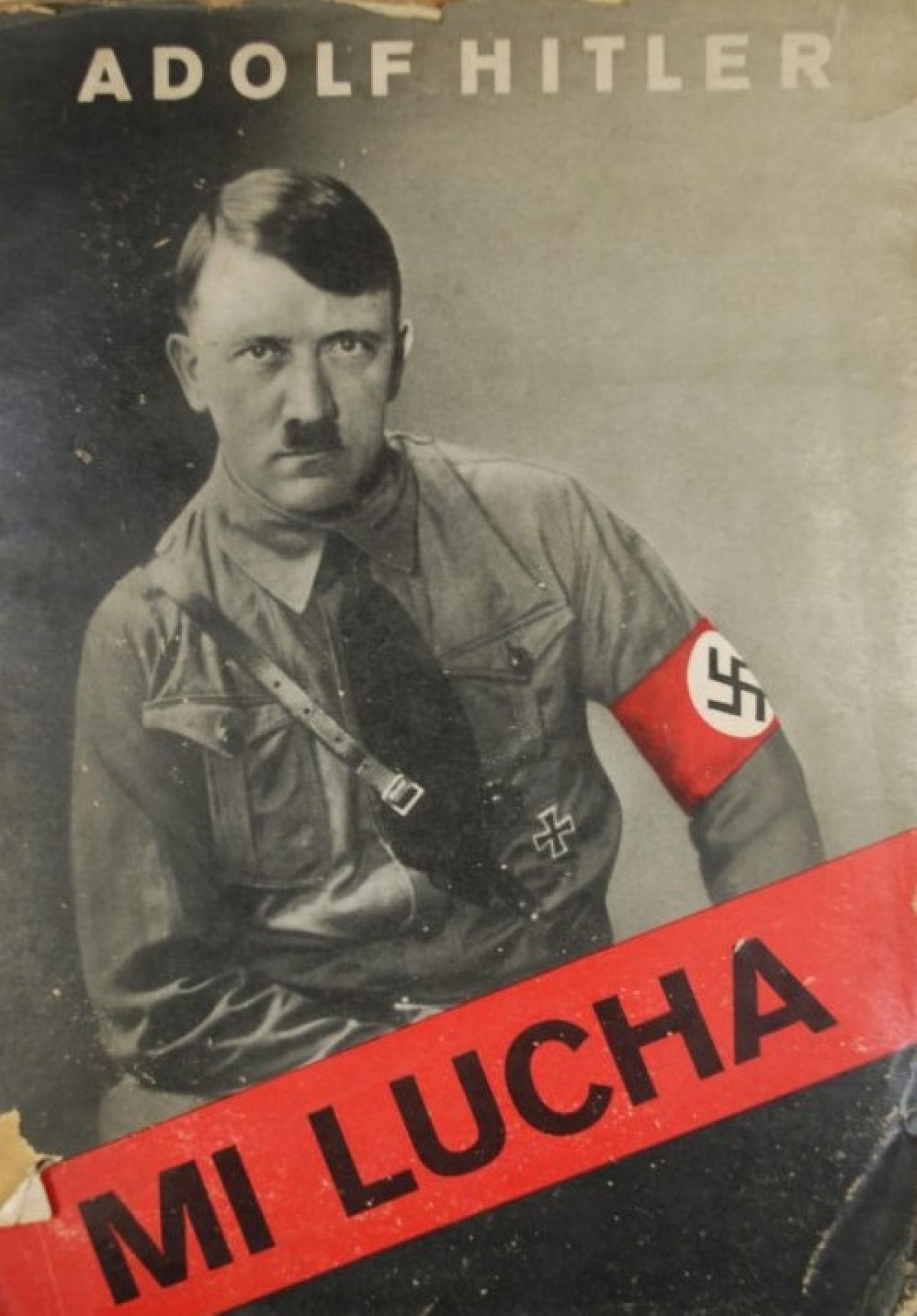 """Conozca la edición crítica de """"Mi lucha"""", el libro maldito"""