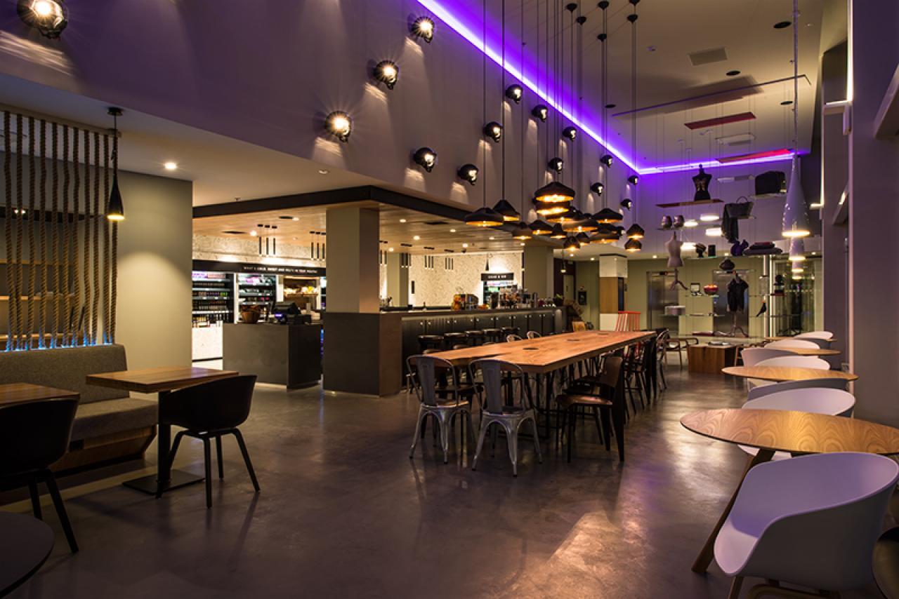 Moxy inaugura nuevo concepto de hotel en italia for Hoteles diseno milan