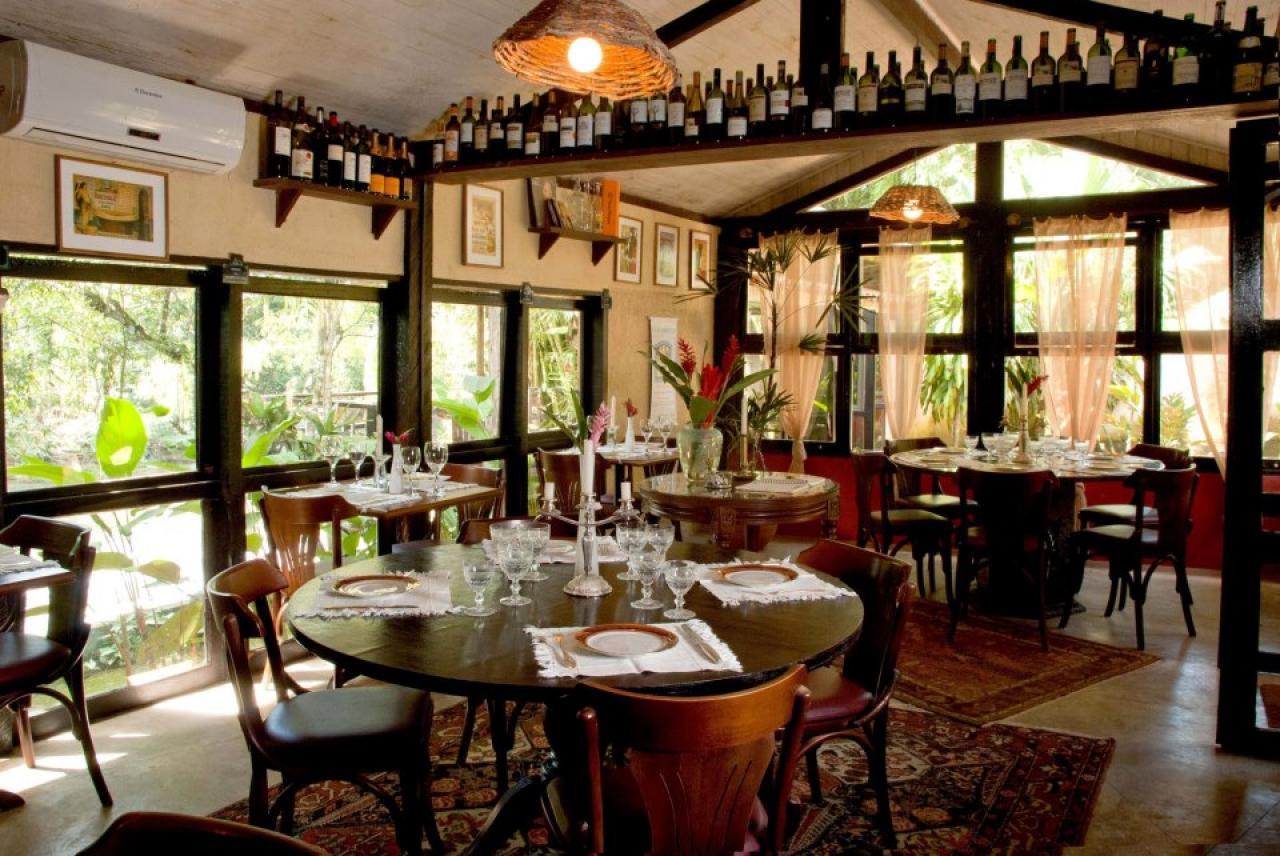 Los restaurantes de lujo sudamericanos preferidos por los - Curso decoracion de interiores madrid ...